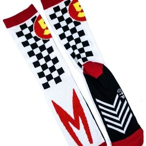Speed Racer Socks